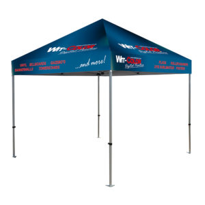 Witcolor Digital - Branded Gazebos and Side walls