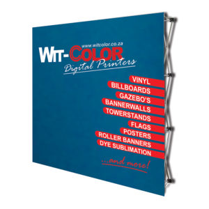 Witcolor Digital - Straight Banner Walls - 3x4