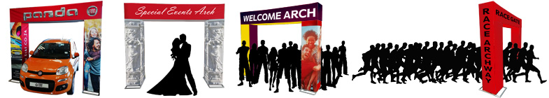 The Tower Stand is a new innovation in branding and promoting your product or event.