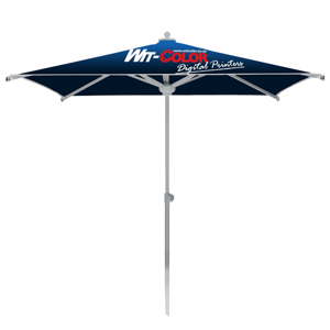 WitColor Digital - 2m Branded Parasol Umbrella